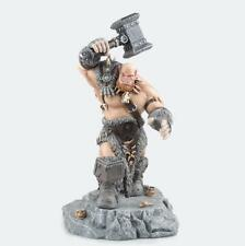 ORGRIM WORLD of WARCRAFT WOW DOOMHAMMER STATUE MODEL PVC ACTION FIGURES TOY