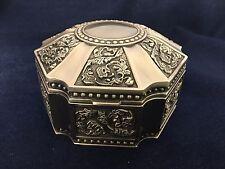 New Metal Jewelry Gift Box - 6039S