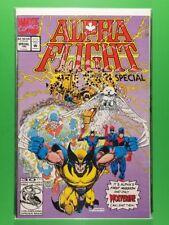 Alpha Flight Special (1992) #1 (Marvel, June 1992)