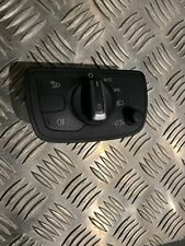 GENUINE AUDI A6 HEADLIGHT CONTROL SWITCH WITH DASH DIM 4G0941531E 4G0 941 531 E