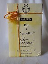 Vintage JEAN DESPREZ BAL A VERSAILLES  1 oz / 29.5 ml Parfum / Perfume, Sealed