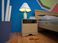 Klassische Nachttische & Nachtkonsolen mit 2 Schubladen