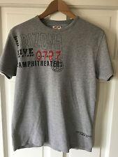 Men's Medium Fitted Grey Jack and Jones T-Shirt