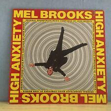 MEL BROOKS's Greatest Hits l'angoisse 1978 Vinyl LP EXCELLENT état