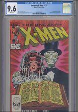 Uncanny X-Men #179 CGC 9.6 1984 Marvel 1st App Leech, Calisto, Morlocks App 1
