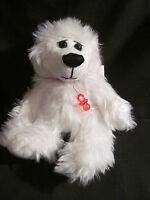 "So cute OOAK miniature Artist Bear ""Snowie"" from Robs Bears 7"""