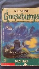 GOOSEBUMPS #22 Ghost Beach R. L. Stine MORE BOOK IN OUR STORE