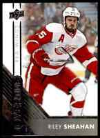 2016-17 Upper Deck Overtime Riley Sheahan #18
