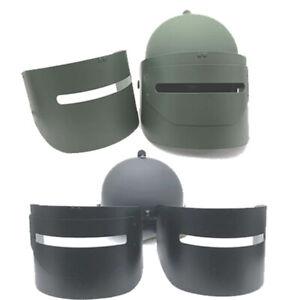 EVI Tactical MASKA 1-SCH Helmet With Double face mask Helmet
