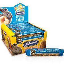 Johnsons Fruity Sticks Small Animal Rabbit Guinea Pig Apple Seed Honey Treat