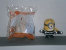 MHHMT2 McDonald's  2 Diff. Minions  Despicable Me 3 Happy Meal toys 2017