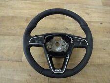 Orig Seat Leon 5F X-Perience Leather Steering Wheel Multifunction Rocker