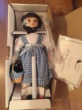 Classic Story Time The Heritage Collection DOROTHY TOTO W Stand Wizzard of Oz