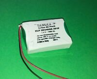 Li-Ion 1000 mAh 7,4V Battery without connectors - NEW -