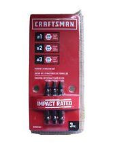 Craftsman Screw Extractor Set