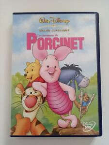 DVD les aventures de porcinet