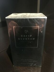 DAVID BECKHAM INSTINCT 75ml EDT Spray Perfume For Men By DAVID BECKHAM Original