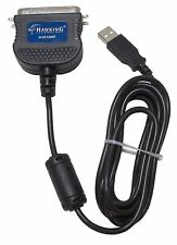 PARALLEL TO USB CABLE HAWKING TECHNOLOGY H-UC1284P  GOOD