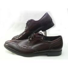 John Varvatos Shoes Men Size 8.5 Brown WIngtip Borogue