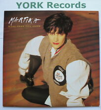 "MARTIKA - More Than You Know - Excellent Condition 7"" Single CBS 655526 7"