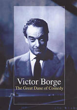 Victor Borge; The Great Dane of Comedy (Dvd, 2008), A Public Television Special