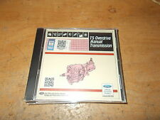 1983 - 1995 FORD MUSTANG T5 MANUAL 5 SPEED TRANS SHOP SERVICE MANUAL CD CD-ROM