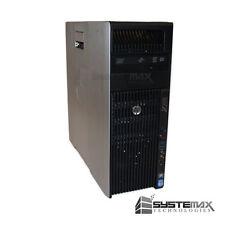 HP Z620 Intel Xeon E5-2620 2.0GHz Workstation w/ 16GB Memory & NVIDIA NVS300