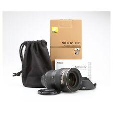Nikon AF-S 4,0/16-35 G ED VR + TOP (228724)