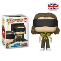 Funko Pop Stranger Things #826 Battle Eleven Collection Model Action Figure Toys