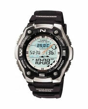 Casio Wristwatches with Mineral Crystal