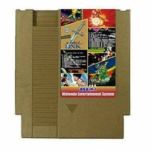 CARTUCHO 852 juegos en 1 NINTENDO NES - PAL