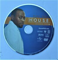 HOUSE M.D. - SEASON 2 - DISC 2 REPLACEMENT DVD DISC ONLY