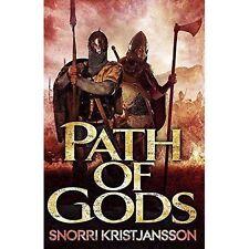 Path of Gods (The Valhalla Saga) by Kristjansson, Snorri