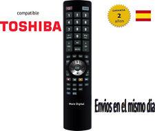 Mando a distancia de reemplazo para Toshiba CT-90388