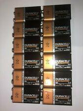 Duracell MN1604 9V 550mAh Alkaline Battery