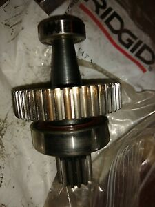Ridgid 45370 Gear  Pinion assembly RIDGID® 300  Motor