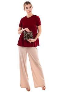 RRP €685 DOLCE & GABBANA DG GIRLS Jacquard Clutch Bag Leopard Pattern #DG Logo