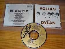 THE HOLLIES - SING DYLAN / ALBUM-CD 1993 MINT-