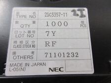 2SC3357 6.5GHz SOT-89 NPN transistor RF NE85634 REGNO UNITO * 5 per ogni vendita * 99p ogni