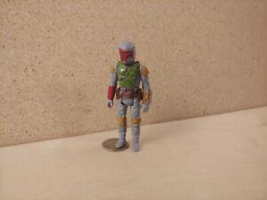 Kenner Star Wars Boba Fett Figure Only Short Leg ESB Bounty Hunter HK CoO
