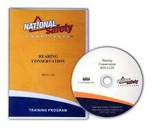 Hearing Conservation Dvd Video Training Kit