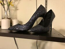 Womens Shoes Pumps High Heels Forever 21 Shiny Pre-Owned
