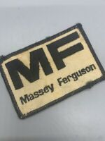 Vintage MF Massey Ferguson agriculture farming tractor advertising patch