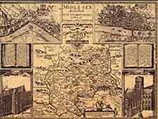 Directory di genealogia di Middlesex 1914 CD ROM
