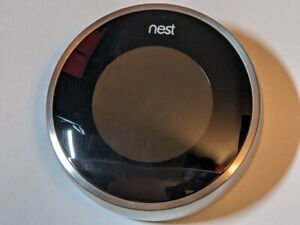 Nest 2nd Generation Learning Programmable Thermostat (THERMOSTAT ONLY)