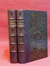 DE LA MENNAIS [JEAN-MARIE]  (1780 - 1860) - R. P. LAVEILLE - 2/2 vol - 1901/11