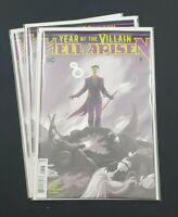 DC COMICS YEAR OF THE VILLAIN HELL ARISEN #3 (OF 4) 3RD PRINTING
