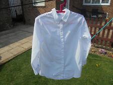 BODEN the boy fit shirt size 10 petite white colour wa677