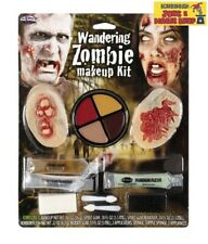 Wandering Zombie Makeup Kit ~ Halloween FX ~ Horror Prosthetic Accessory