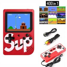 Retro Handheld FC Games Consoles Built-in 400 Classic Game Gift for Boys Girls